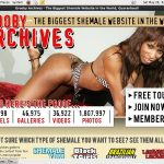 The Grooby Archives Sign Up Form
