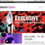 The Mistress Salem With Discover Card