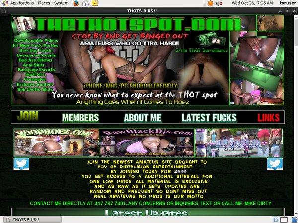 The T Hot Spot 신용 카드