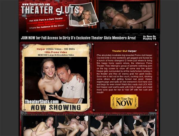 Theatersluts Network