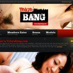 Tokyobang Free Sign Up