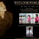 Trial Membership For Wet Look World