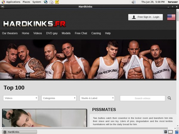 Trial Membership Hardkinks