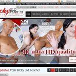 Trickyoldteacher.com Newest