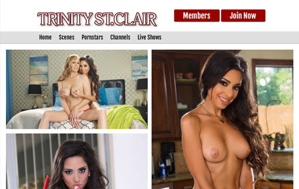 Trinitystclair User And Pass