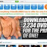 Video Box Men Porno