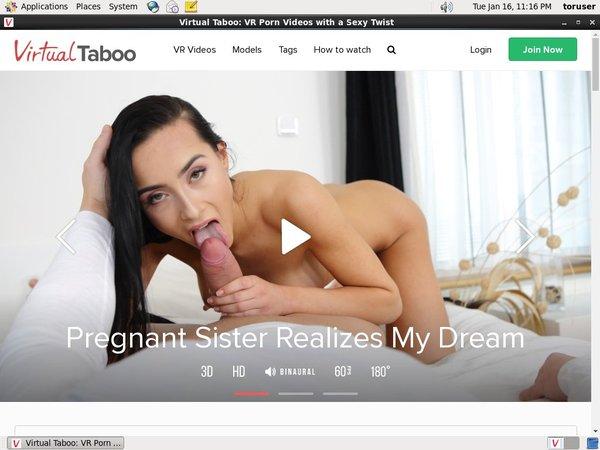 Virtualtaboo Member Account