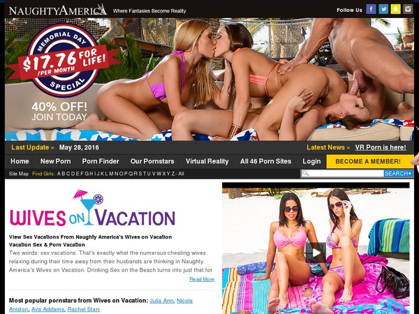 Wivesonvacation.com Discount Links