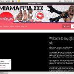 Working MiaMaffia Account