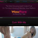 Wowporn Premium Membership