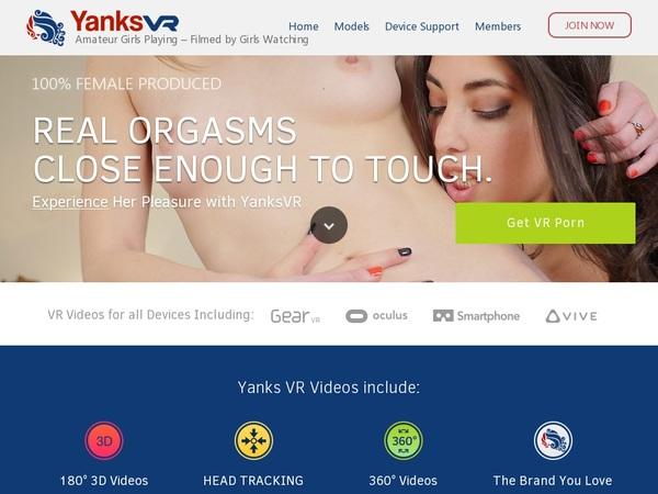 Yanksvr.com Account Trial