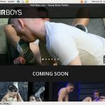 Yesirboys.com Limited Rate