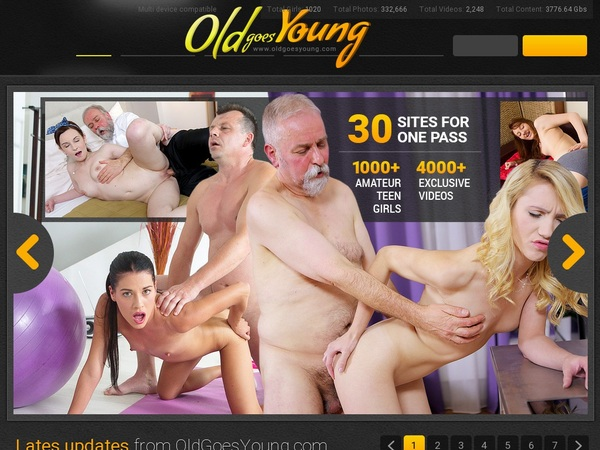 Join Young Goes Old Free