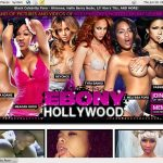 Ebony Hollywood Paypal Register