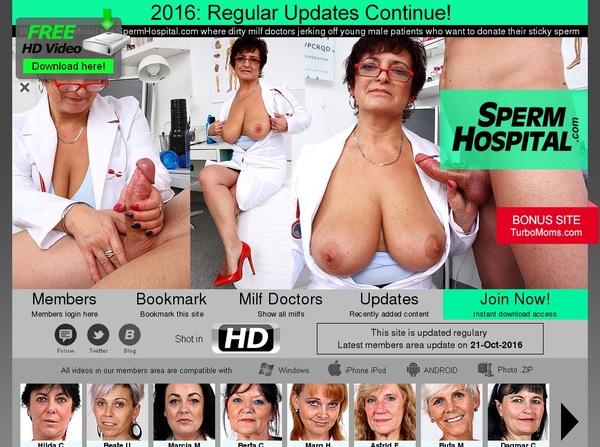 Sperm Hospital Coupon