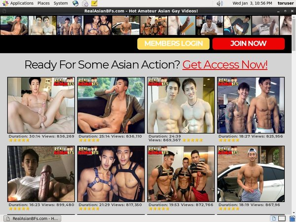 Account Real Asian BFs