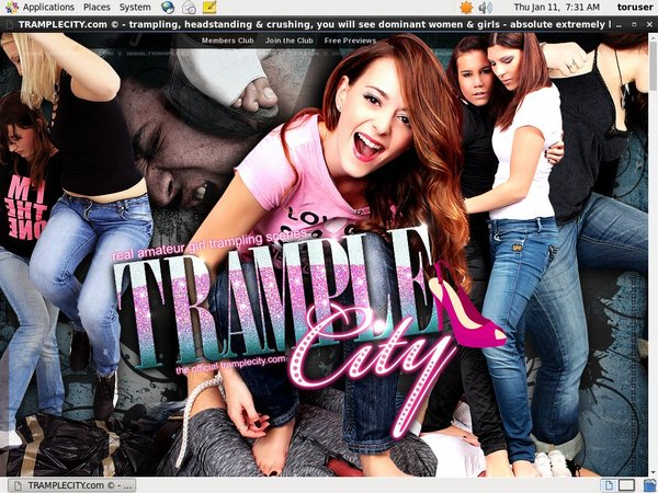 Discount Codes Tramplecity