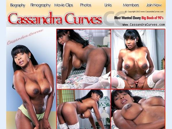 Free Account Premium Cassandra Curves