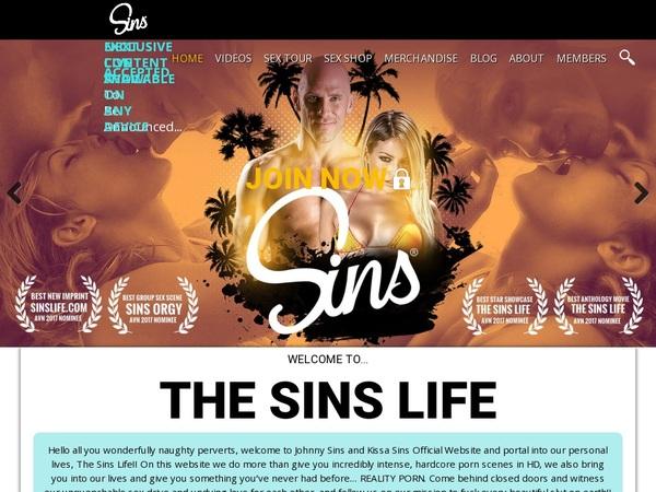 Free Sins Life Premium Accounts