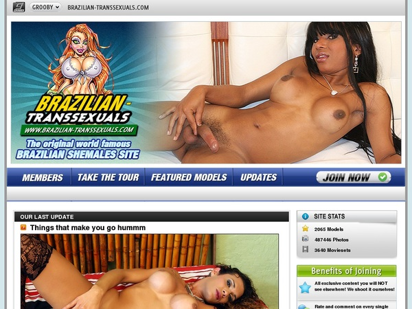 Limited Braziliantranssexuals Promo