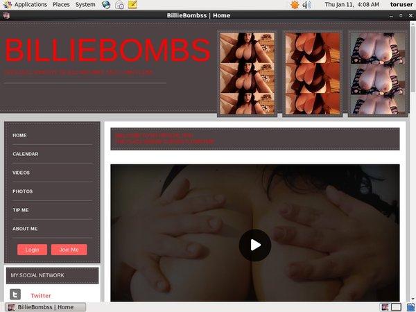 Login Bombsbillie Free