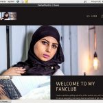 Sadyamuslim.modelcentro.com $1 Porn Trial