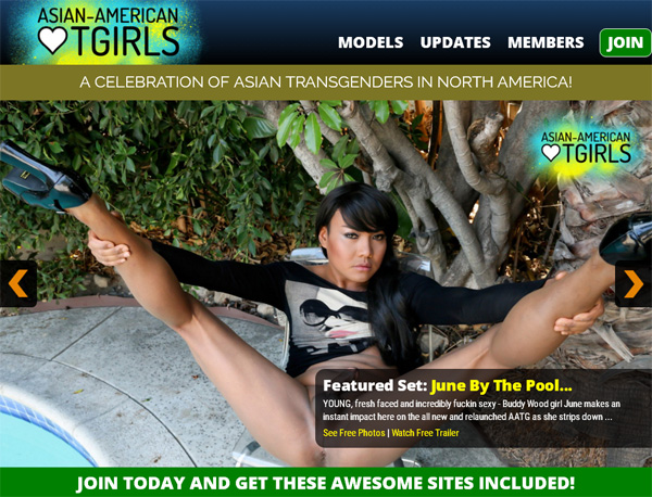 Asianamericantgirls Get Trial Membership