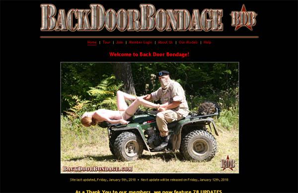 Backdoorbondage Full