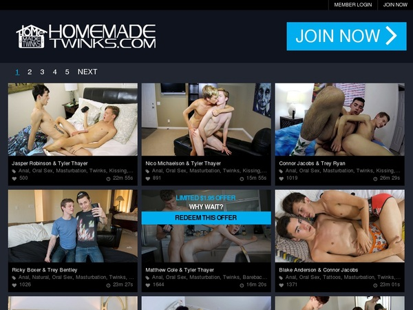 Homemadetwinks Discount Access