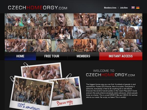 Pass For Czechhomeorgy