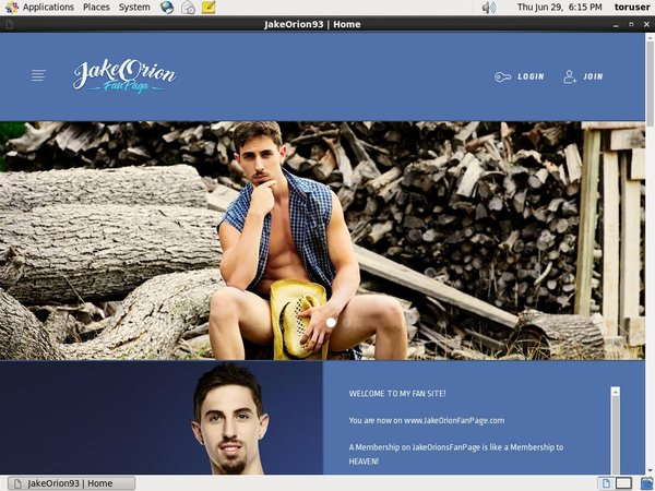 Jakeorionfanpage Discount Free Offer