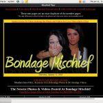 Bondage Mischief Register