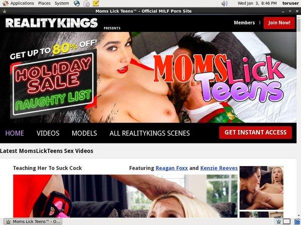 Momslickteens.com Full Videos