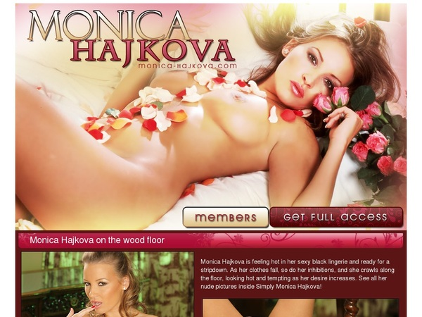 Monicahajkova Paypal Sign Up