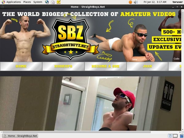 Straight Boyz Full Website