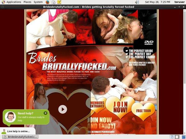 Active Bridesbrutallyfucked.com Passwords