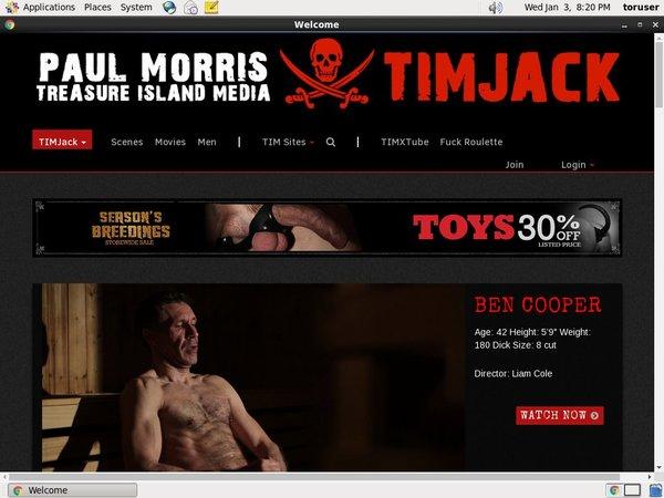 Discount Membership Timjack.com