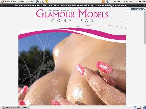 Free Glamour Models Gone Bad Code