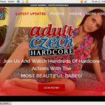 Adultczechhardcore Free Account
