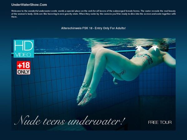 Get Into Underwater Show Free