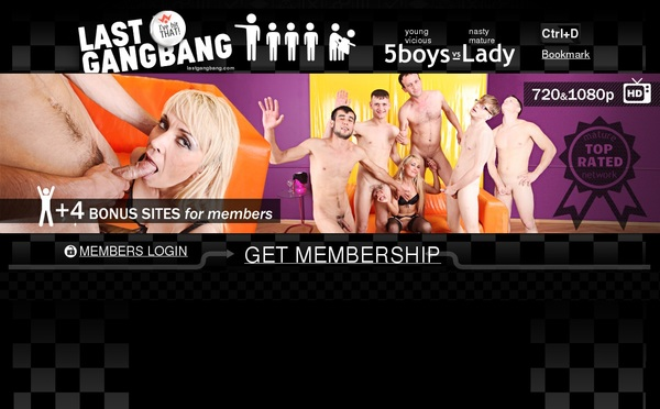 Free Lastgangbang Discount Offer