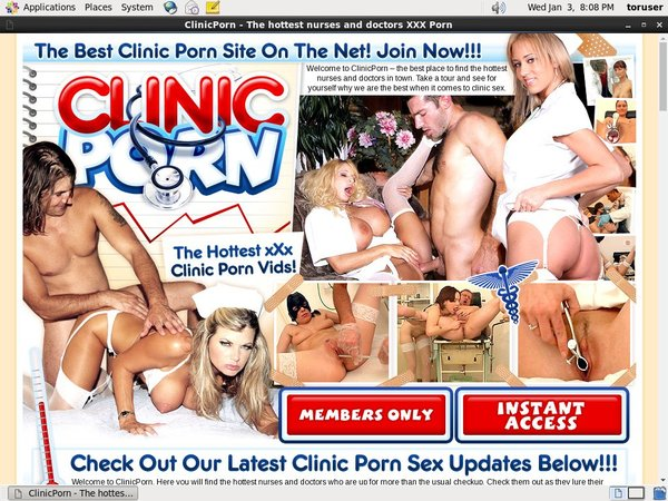 Membership Discount Clinicporn