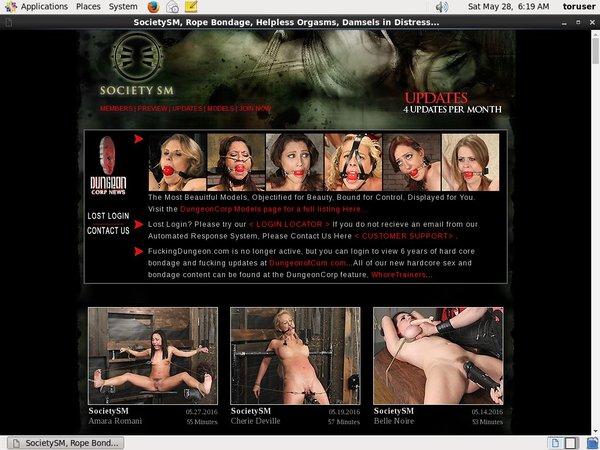 Societysm.com Models