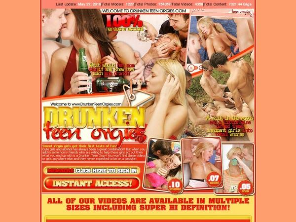 Drunkenteenorgies 2017