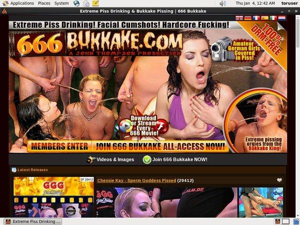 666bukkake.com Com Discount Trial