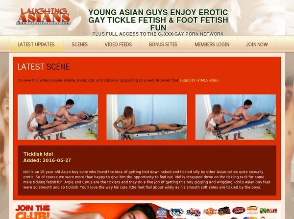 Laughing Asians Discreet Billing