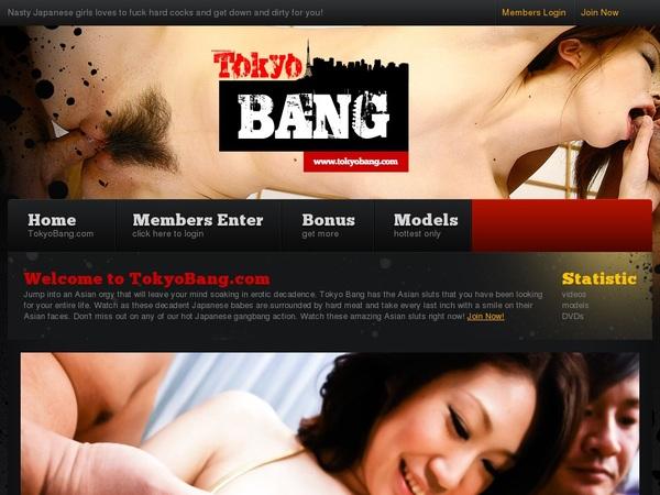 Tokyobang.com Premium Login