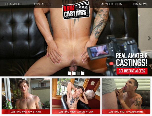 $1 Rawcastings.com Trial Membership