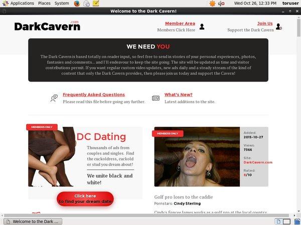 Darkcavern.com Stream