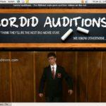 Free Sordidauditions.com Trials